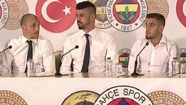 Fenerbahçe Haberleri: Aatıf Chahechouhe, Fabiano Ribeiro ve Ramazan Civelek imzaladı