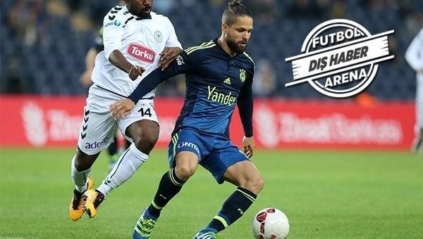 Fenerbahçeli Diego ülkesine geri dönüyor