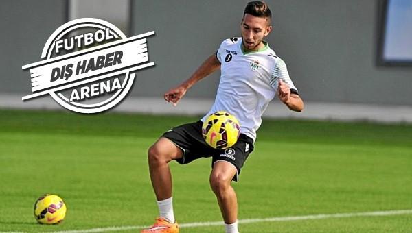 Galatasaray genç İspanyol yıldızı takibe aldı