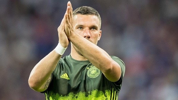 Lukas Podolski'den Milli Takım kararı
