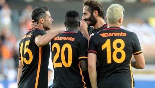 Galatasaray'da Bruma krizi sona erdi