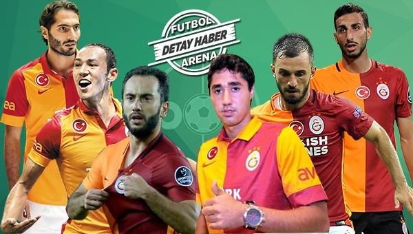 Galatasaray'da en az kazananlar gitti!