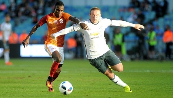 Galatasaray'da Manchester United maçında kim nasıl oynadı?
