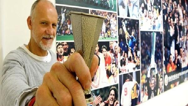 Galatasaray'dan Claudio Taffarel'e teşekkür