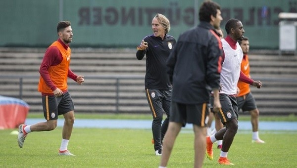 Galatasaray'ın Danimarka kampı kadrosu açıklandı