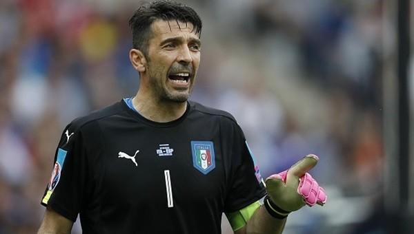 Gianluigi Buffon'dan Mario Gomez itirafı