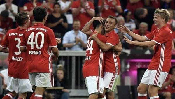 Guardiola eski takımı Bayern Münih'e kaybetti