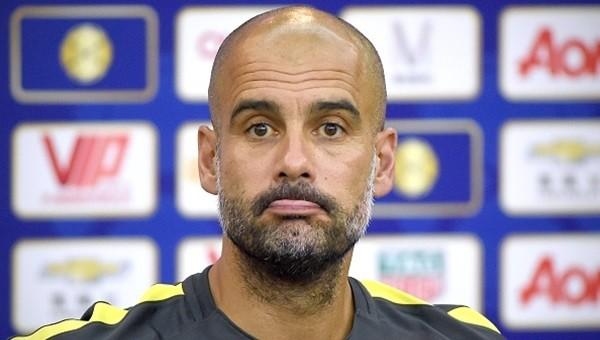 Guardiola transfer etmek istediği iki oyuncuyu açıkladı