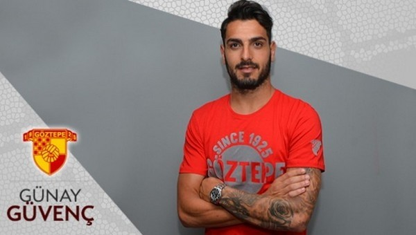 Günay Güvenç'ten Beşiktaş'a veda