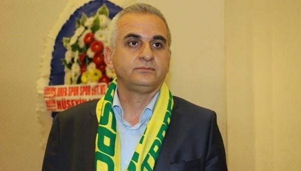 İsmail Bağıban, Şanlıurfaspor kampına değindi