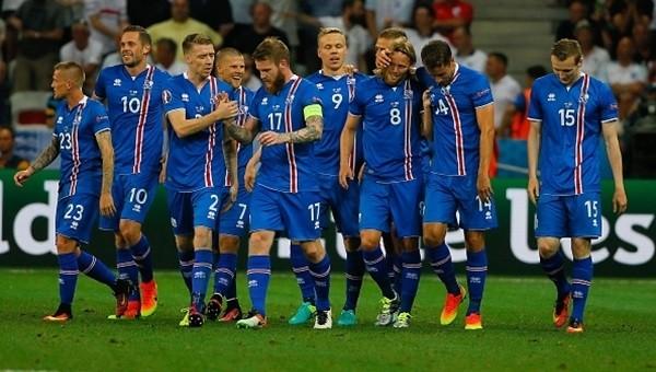 İzlanda tarihe geçti