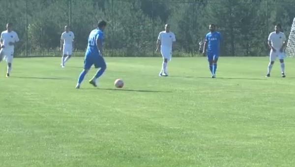 Kasımpaşa, hazırlık maçında İnter Bakü'ye 2-1 kaybetti