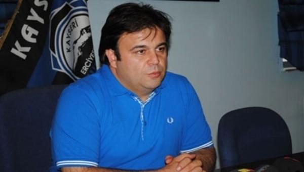 Kayseri Erciyesspor'da kayyum tehlikesi
