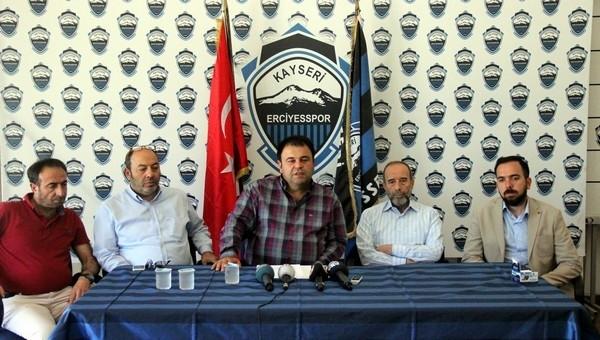 Kayseri Erciyesspor'da kongre kararı