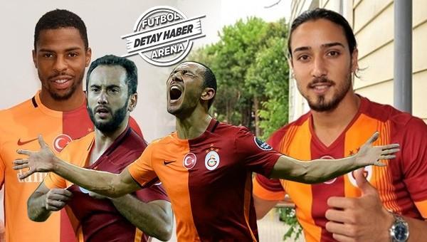 Kimse Galatasaray'dan ayrılmıyor