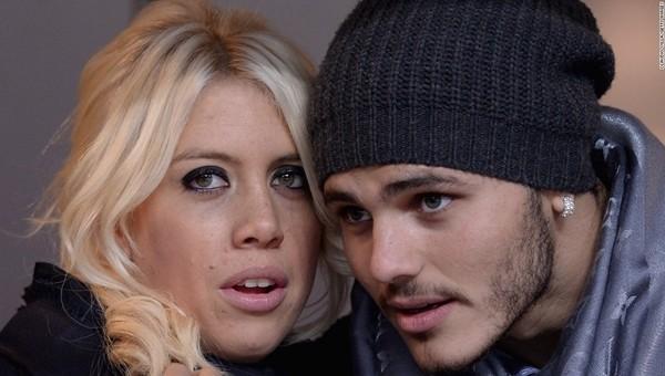 Mauro Icardi'nin eşi transfer görüşmesini açıkladı