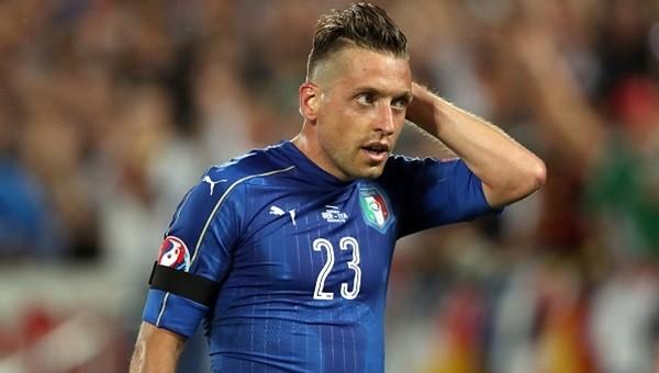 Napoli, Sunderland'ten Emanuele Giaccherini'yi transfer etti