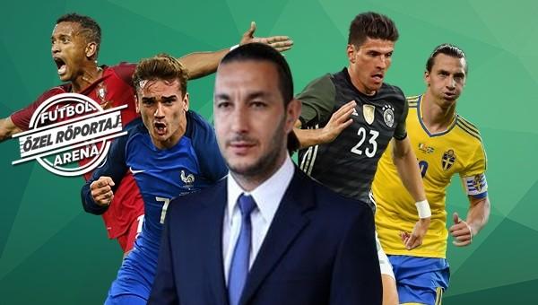 Necati Ateş'in EURO 2016 enleri
