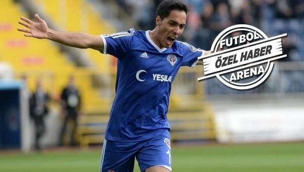 Oscar Scarione'nin menajeri Beşiktaş'la görüştü