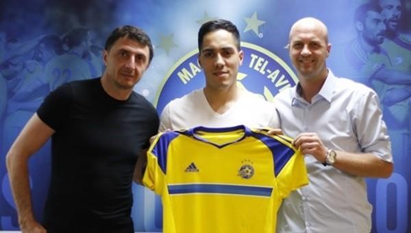 Oscar Scarione'nin yeni takımı belli oldu