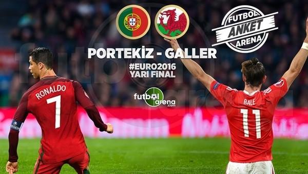 Portekiz mi? Galler mi?