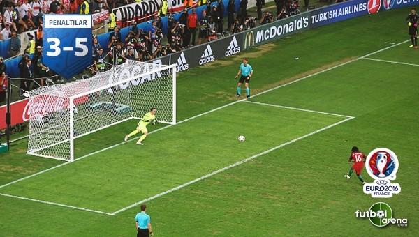 Portekiz penaltılarla güldü