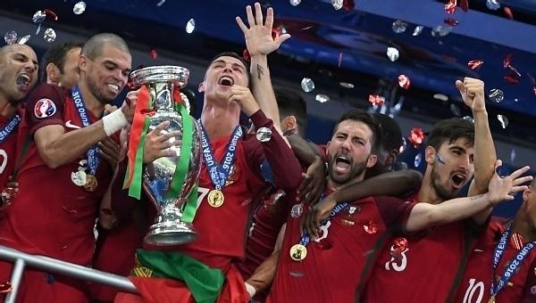 Portekiz'in EURO 2016'dan kazandığı para