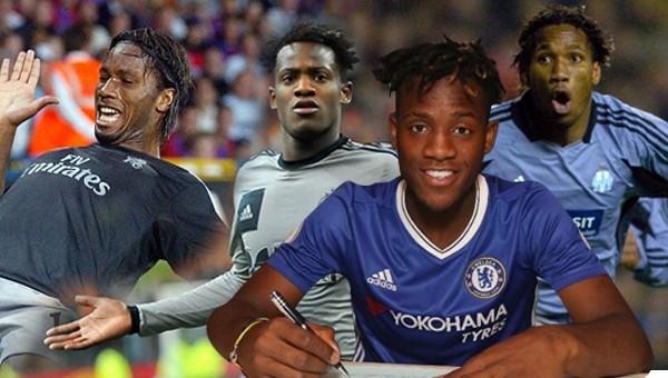 Chelsea'nin Michy Batshuayi transferi Drogba'yı hatırlattı