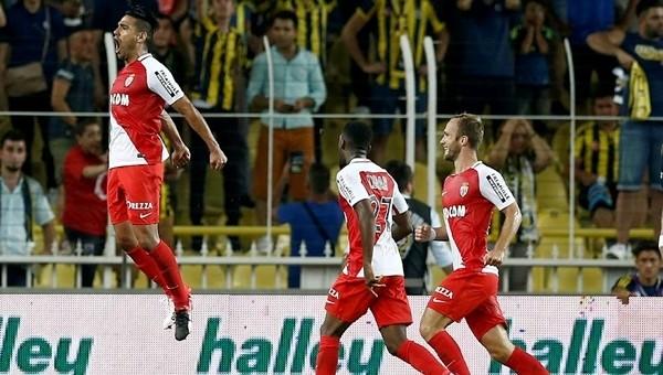 Radamel Falcao, hasretini Fenerbahçe maçında dindirdi