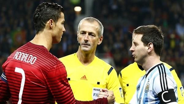 Messi, Cristiano Ronaldo'nun içini acıttı