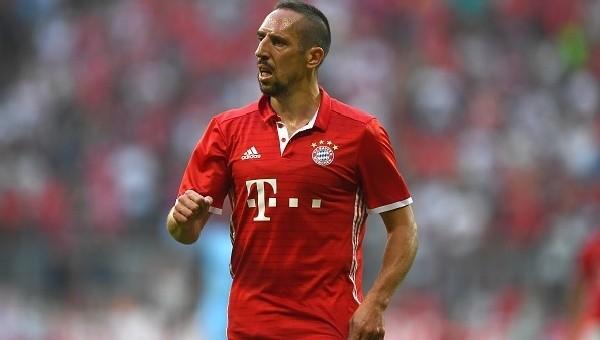 Ribery'dan Guardiola'ya gönderme!