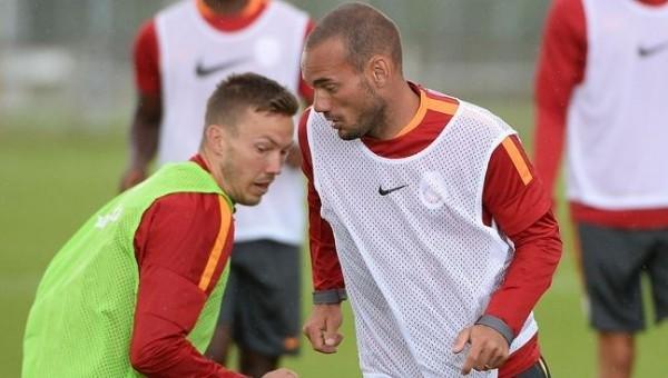 Riekerink'ten Wesley Sneijder'e özel görev