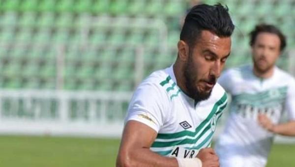 Şanlıurfaspor, Alican Karadağ'ı transfer etti