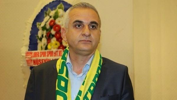 Şanlıurfaspor Başkanı İsmail Bağıban'dan iddialı açıklamalar