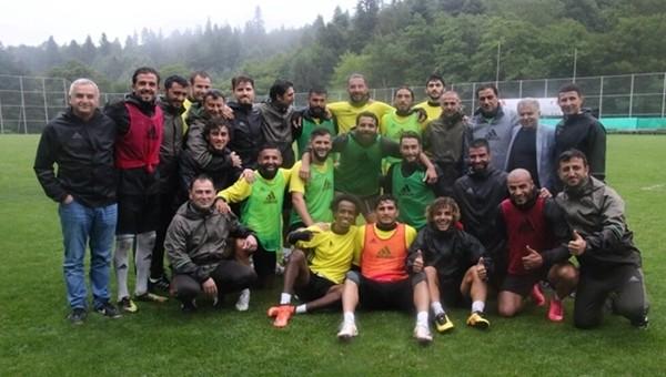 Şanlıurfaspor'da yeni sezon hazırlıkları sürüyor