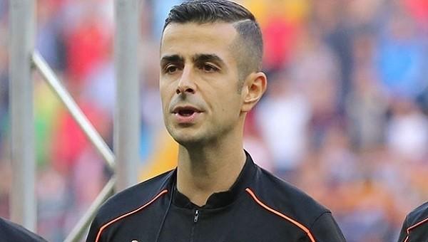 Slaven Bilic'in maçına Türk hakem verildi