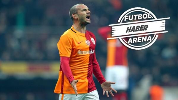 Beklenen Sneijder & Dursun Özbek zirvesi