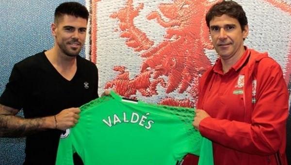 Haberleri: Victor Valdes'in yeni adresi Middlesbrough