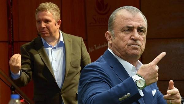 TRT spikerinden Fatih Terim'e sert gönderme