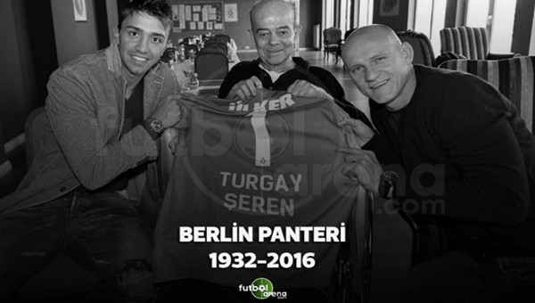 Turgay Şeren'in vefatı Türk futbol camiasını sarstı
