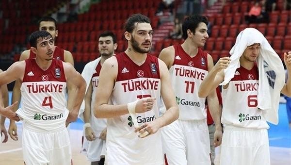 Türkiye yarı finalde Litvanya'ya boyun eğdi