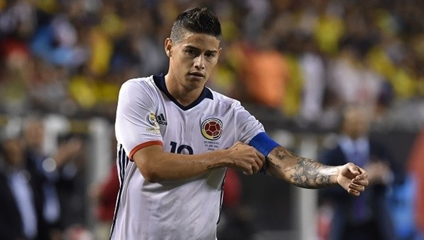 West Ham United'tan James Rodriguez'e 80 milyon euro!