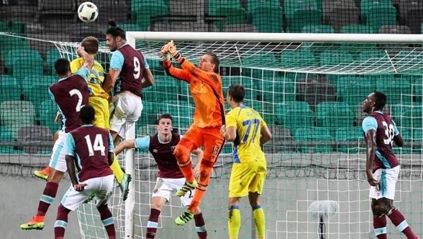 West Ham'dan Avrupa Ligi'nde şok sonuç