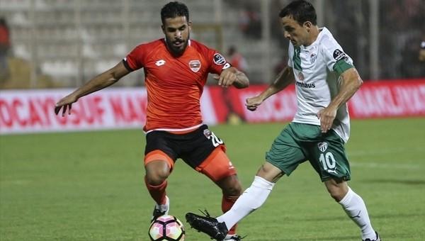 Adanaspor - Bursaspor maçında olay çıktı