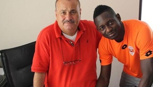 Adanaspor, Ousmane Viera'yı transfer etti