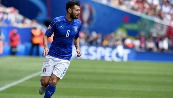 Antonio Candreva, İnter'e transfer oldu