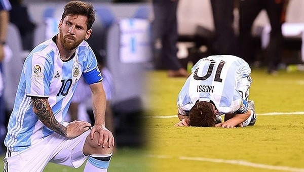 Arjantin Cumhurbaşkanı Messi için devrede