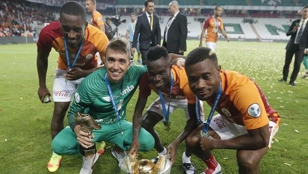 Aurelien Chedjou'ya yeni sözleşme