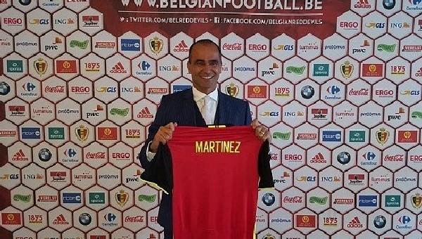 Belçika'da Roberto Martinez dönemi