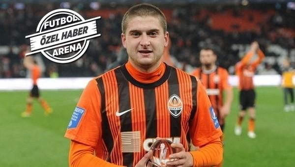 Beşiktaş yönetimi stoper için Ukrayna'ya gidiyor